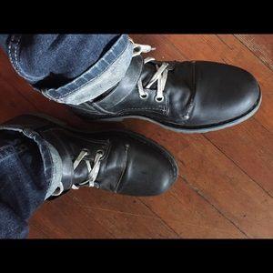 Steve Madden chukka🥾 boots